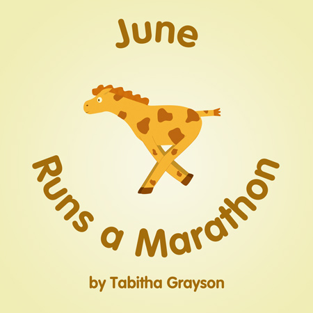 June Runs a Marathon